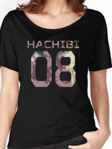 <MANGA> Hachibi 08 Women's Relaxed Fit T-Shirt
