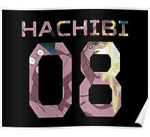 <MANGA> Hachibi 08 Poster