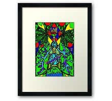 Virgin Lungs Framed Print