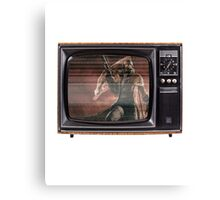 Ranger tv. Canvas Print