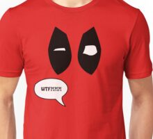 Loud Mouth Superhero Unisex T-Shirt