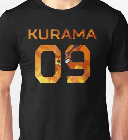 <MANGA> Kurama 09 Unisex T-Shirt