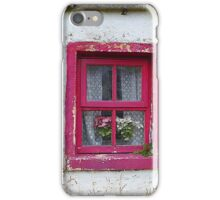 Thatch And Lace iPhone Case/Skin