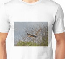 Cormorant on Wings Unisex T-Shirt