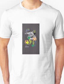 Fish Arcade Games Ocean Whale King Dragon Hunter  Unisex T-Shirt