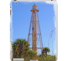Historic Boca Light II  iPad Case/Skin