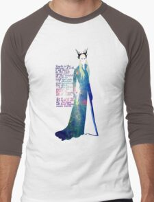 Elven King Men's Baseball ¾ T-Shirt