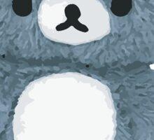 Cuddle Bear Sticker