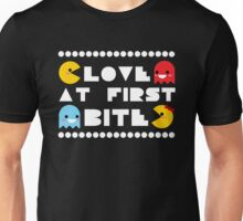 """Love Bites"" Vintage Kawaii Video Game - Love at First Bite Unisex T-Shirt"