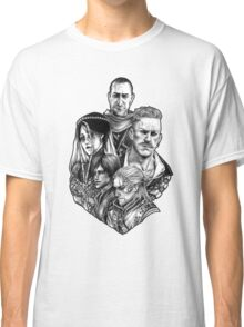 Witcher Wild Hunt Hearts of Stone Classic T-Shirt