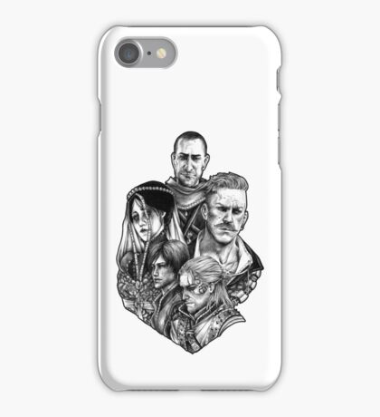Witcher Wild Hunt Hearts of Stone iPhone Case/Skin