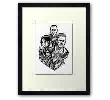 Witcher Wild Hunt Hearts of Stone Framed Print