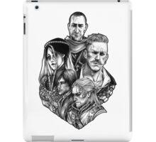 Witcher Wild Hunt Hearts of Stone iPad Case/Skin