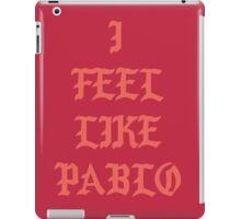 I Feel Like Pablo - Kanye West iPad Case/Skin