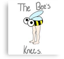The Bees Knees Canvas Print