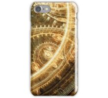 Steampunk watch iPhone Case/Skin