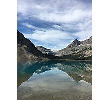 Bow Lake, AB Photographic Print