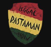 Reggae Rastaman by mayala
