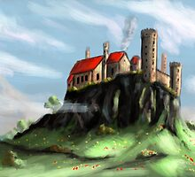 The Castle by Richard Eijkenbroek