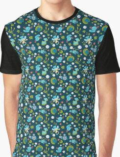 Bubble Beam Graphic T-Shirt