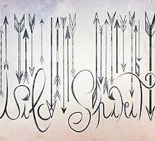 Barcode Wild Spirit  by LouJah-