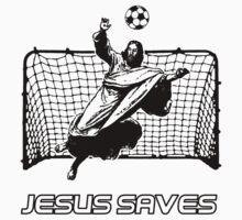 Jesus Saves Kids Tee
