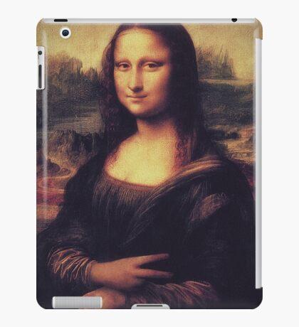 Mona Lisa! SWAG! PEACE! YOLO! Parody iPad Case/Skin