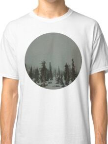 Winter Forest Classic T-Shirt