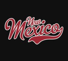 New Mexico Script Red by ISLWMP