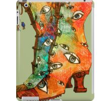 My wonderful unique boots iPad Case/Skin