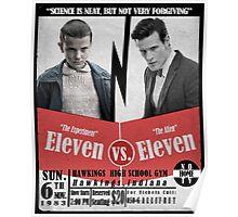Eleven VS. Eleven Poster