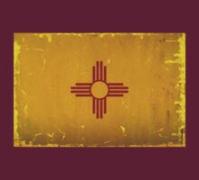 New Mexico State Flag VINTAGE by USAswagg2