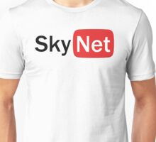 YouTube Skynet Logo Unisex T-Shirt