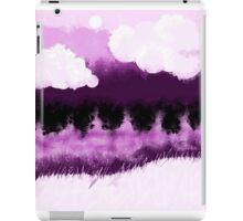 pink wind iPad Case/Skin