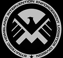 Marvel - S.H.I.E.L.D Logo by hellafandom