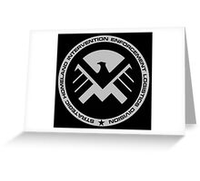 Marvel - S.H.I.E.L.D Logo Greeting Card