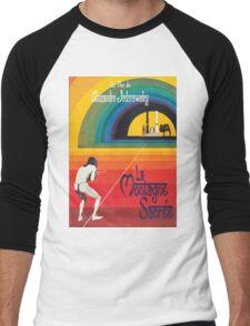 Holy Mountain Men's Baseball ¾ T-Shirt