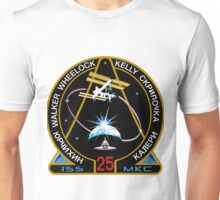 Expedition 25 Mission Patch Unisex T-Shirt
