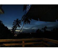 Sunset Brazil Photographic Print
