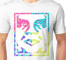 Obey Giant Face Retro Unisex T-Shirt