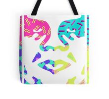 Obey Giant Face Retro Tote Bag