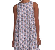 GENTLE SPIRITS A-Line Dress