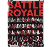 Battle Royale iPad Case/Skin