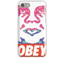 Old School Obey Giant Face iPhone Case/Skin
