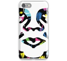 Classic Obey Giant Face iPhone Case/Skin