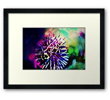 Colourful Creations III Framed Print