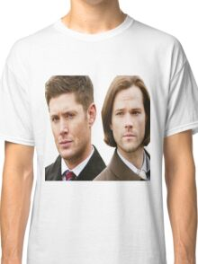 Supernatural - Sam and Dean Winchester Classic T-Shirt