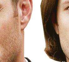 Supernatural - Sam and Dean Winchester Sticker