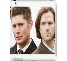 Supernatural - Sam and Dean Winchester iPad Case/Skin