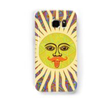 Sun Man Lads Samsung Galaxy Case/Skin